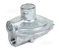 What is the minimum inlet/supply pressure this regulator requires?