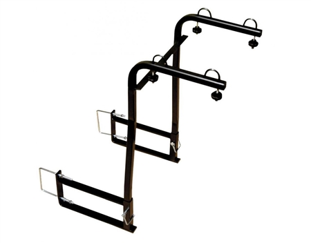 Swagman 80500 Mighty Rack Around Spare Tire RV Bike Rack Questions & Answers
