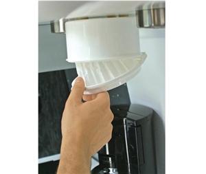 Camco 43653 Space Saving RV Coffee Filter Dispenser
