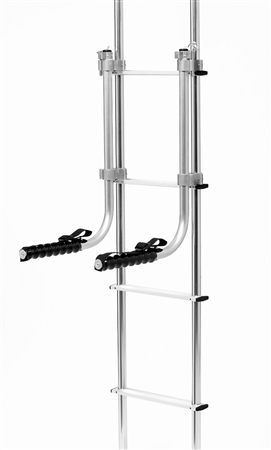 Surco Products 501CRS Ladder Mounted Chair Rack Questions & Answers