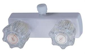 RELAQUA AL-4031N Tub & Shower Diverter, Satin Nickel