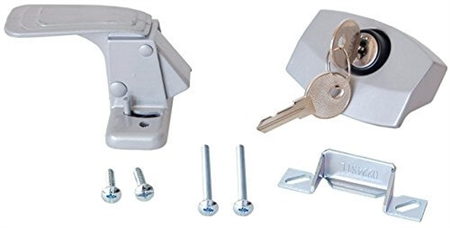 RV Designer E311 Camper Door Latch With Lock