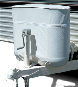 ADCO 2114 Polar White LP Tank Cover - 40 Lb Double Questions & Answers