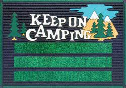 PlastiColor 864-GR Patio Mat, Keep On Camping Questions & Answers