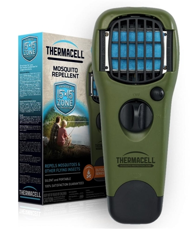 Thermacell MR-GJ Portable Mosquito Repellent Appliance Questions & Answers