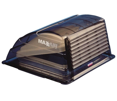 MaxxAir 00-933067 RV Roof Vent Cover - Smoke Questions & Answers