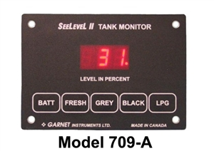 Garnet 709-A Seelevel II Tank Monitoring System with Alarm