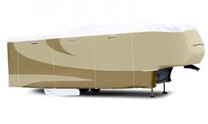 "ADCO 32857 37'1"" to 40' Tyvek Fifth Wheel Designer RV Cover"
