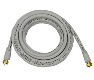 can you use this Prime Products Coaxial Cable for my batwing antenna from head down thru bars to top of camper, is it waterproof?