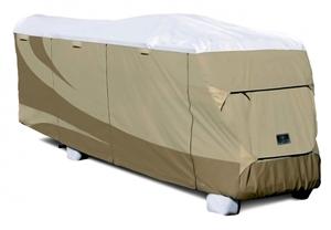 ADCO 23'1'' to 26' Tyvek Class C Designer RV Cover Questions & Answers
