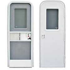 AP Products 015-206319 RV Radius Entry Door 24'' x 72'', Right Hand Questions & Answers