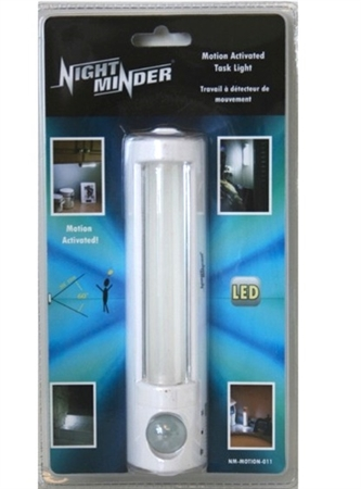 Night Minder NM-MOTION-011 Motion Activated LED Task Light Questions & Answers