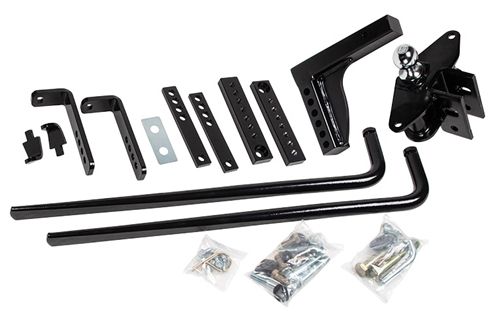 Will this hitch fit with a trailer hitch on a 2014 Toyota Sienna