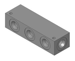 Lippert 166078 8 Port Header Block
