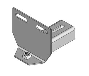 Lippert 173594 2'' x 2'' Standard Flush Adjustable Head Questions & Answers