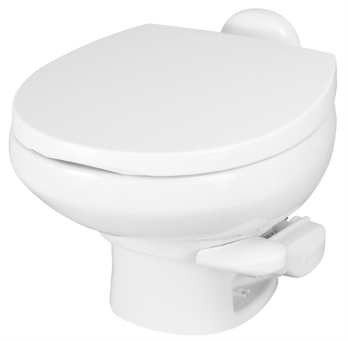 Thetford 42059 Aqua Magic Style II RV Toilet Without Water Saver - White Questions & Answers