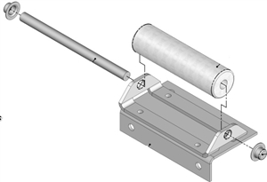 Lippert 249845 J -32 Service Roller Questions & Answers