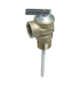 Camco 10471 Temperature and Pressure 3/4'' Relief Valve with 4'' Epoxy-Coated Probe Questions & Answers