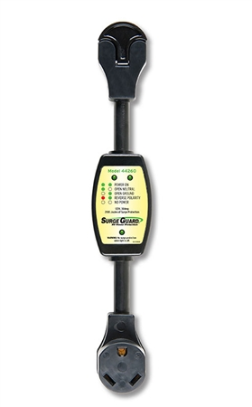 Surge 44260 30A Entry Level Portable Surge Protector Questions & Answers