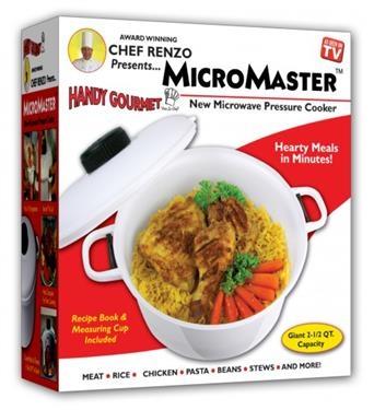 Jobar JC2045 MicroMaster Microwave Pressure Cooker