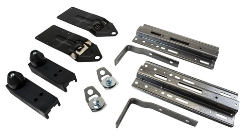 Lippert 236326 Happijac FT-DR10 Frame Mount Tie Down Kit Questions & Answers