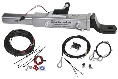 Readybrake RB-4000B Towed Vehicle Ball Style Supplemental Brake System