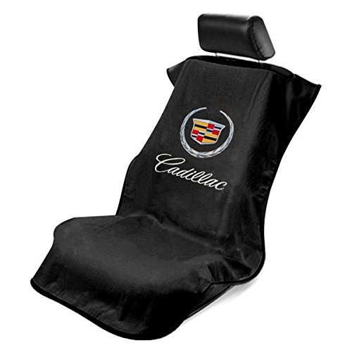 Seat Armour SA100CADB Cadillac Seat Cover - Black Questions & Answers