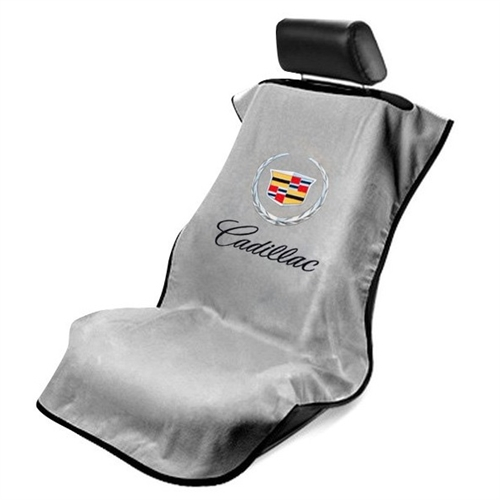Seat Armour SA100CADG Cadillac Seat Cover - Gray Questions & Answers