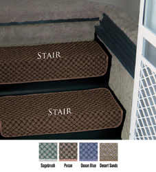 Step Huggers for Stair Steps - 23.5'' Pecan Questions & Answers