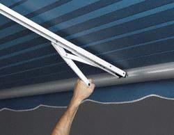 Carefree of Colorado 902815WHT Automatic Rafter VII Awning Support Questions & Answers