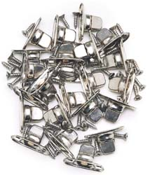 How many fasteners are included in an order?
