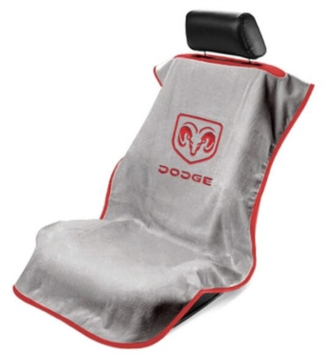 Seat Armour SA100DODG Dodge Car Seat Cover - Gray Questions & Answers