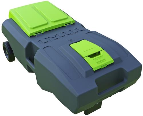 Thetford 40501 SmartTote2 18 Gallon Portable Waste Holding Tank