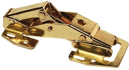 RV Designer H231 Overhead Door Support Hinge - Brass
