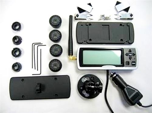 Doran 360RV4 Tire Pressure Monitoring 4 Sensor System Questions & Answers