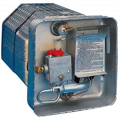 Does this water heater require elecric hook up if being run of propane?