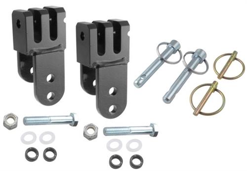 Blue Ox adaptors