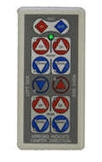 Happijac 182519 Wireless Remote Controller (handheld) Questions & Answers