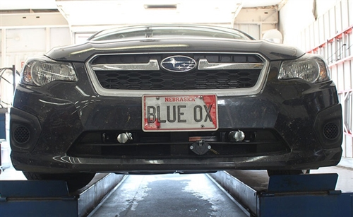 Blue Ox BX3615 Baseplate For 2012-2014 Subaru Impreza/2008-2013 Impreza WRX