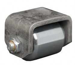 Do you have this in an aluminum body so I can weld it on an aluminum trailer?