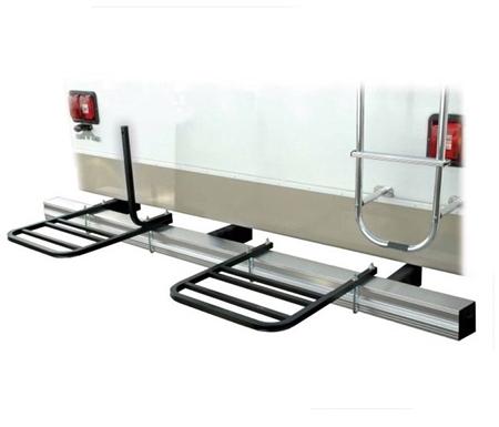 Swagman 80605 2 Position Bike Carrier, RV Bumper Platform Questions & Answers