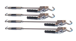 Torklift S9020 Derringer Anchor Guard - 4 Pack Questions & Answers