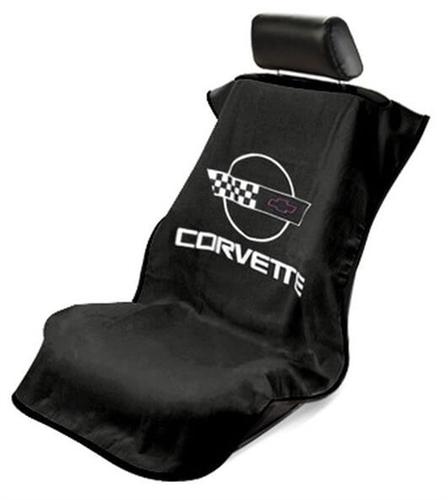Seat Armour SA100COR4B Corvette Car Seat Cover - Black Questions & Answers