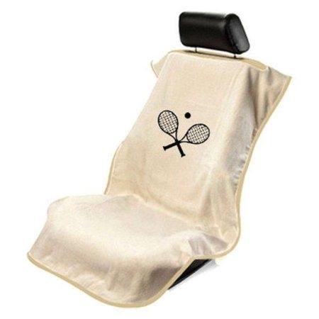 Seat Armour SA100TRCQT Tennis Racquet Car Seat Cover - Tan