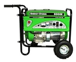 Lifan Power ES8000e Energy Storm Generator 8000 Watt Questions & Answers