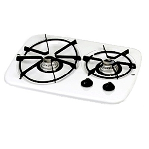 Atwood 56492 White 2 Burner Wedgewood Vision Drop-In RV Cooktop Questions & Answers