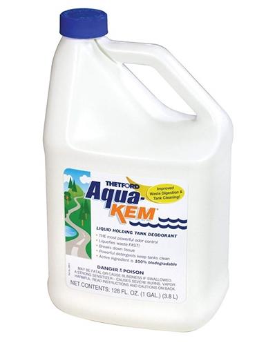 Thetford 96637 Aqua-Kem Liquid Holding Tank Deodorant - 1 Gallon Questions & Answers