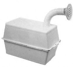 MTS Products 200275 Small Battery Box Colonial White