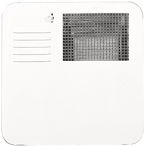 What the measurements of this Suburban water heater door?