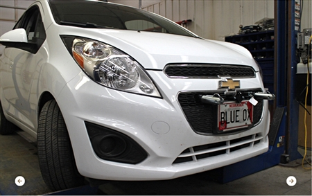 I have just purchased a 2014 Chev Spark